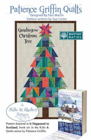 Gandigow Christmas Tree  Pattern / Patience Griffin
