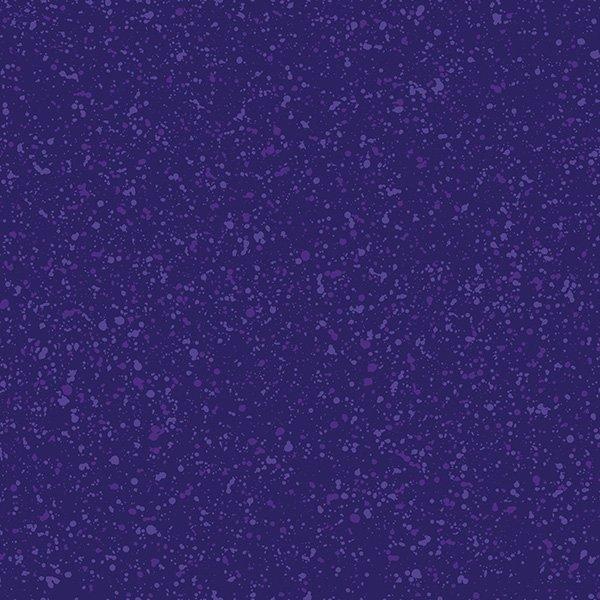 24/7:Speckles - S4811- 631 AUBERGINE