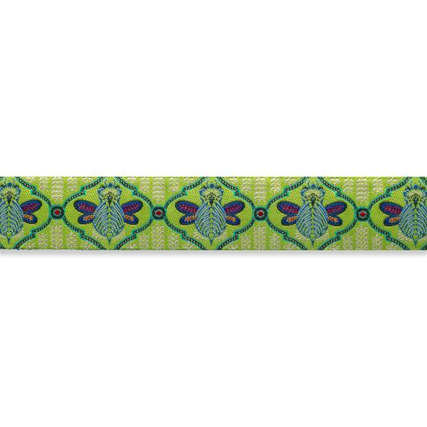 Bee Agave - Tula Pink - 7/8 /Renaissance  Ribbon