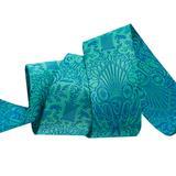 Getting Snippy, Noon Blue-Tula Pink-1-1/2 / Renaissance Ribbon