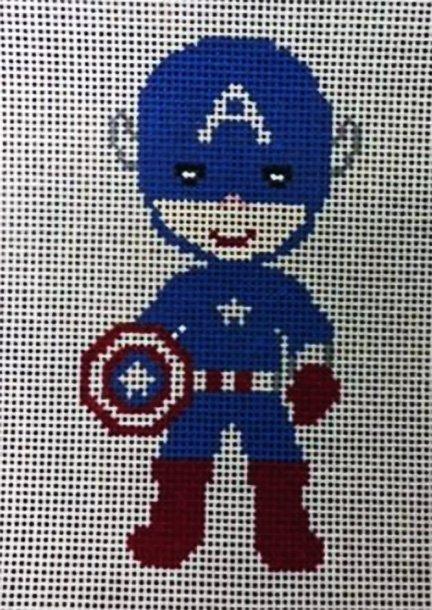 Super Hero, Captain America