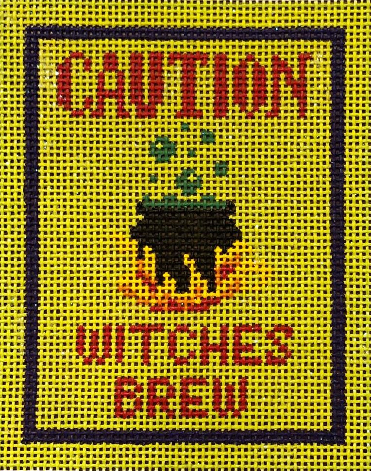 Caution Witches Brew