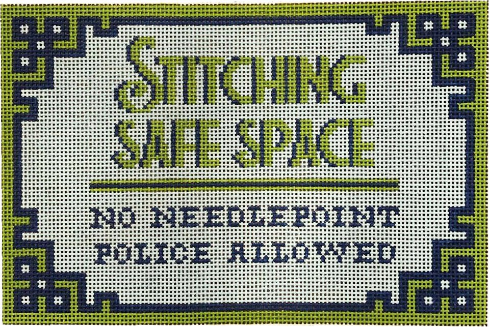 Stitching Safe Space