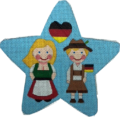 German Children Star