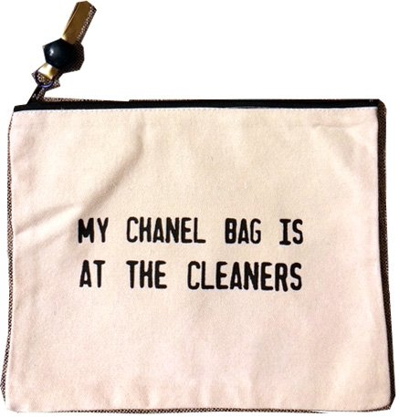 Accessory Bag My Chanel Bag is at Cleaners