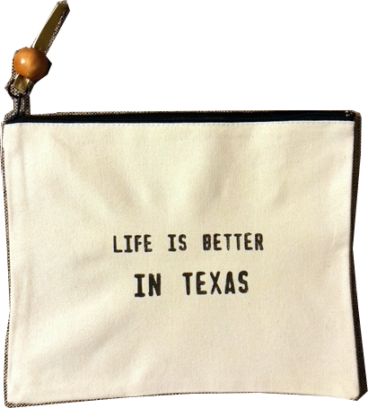 Accessory Bag Life is Better in Texas