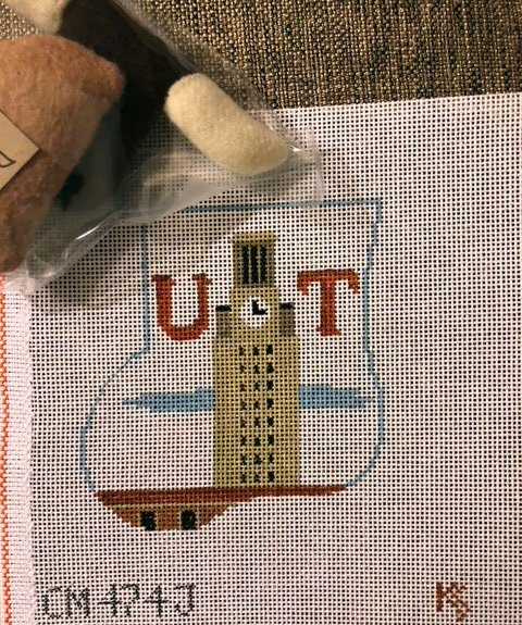 UT Sock and Toy