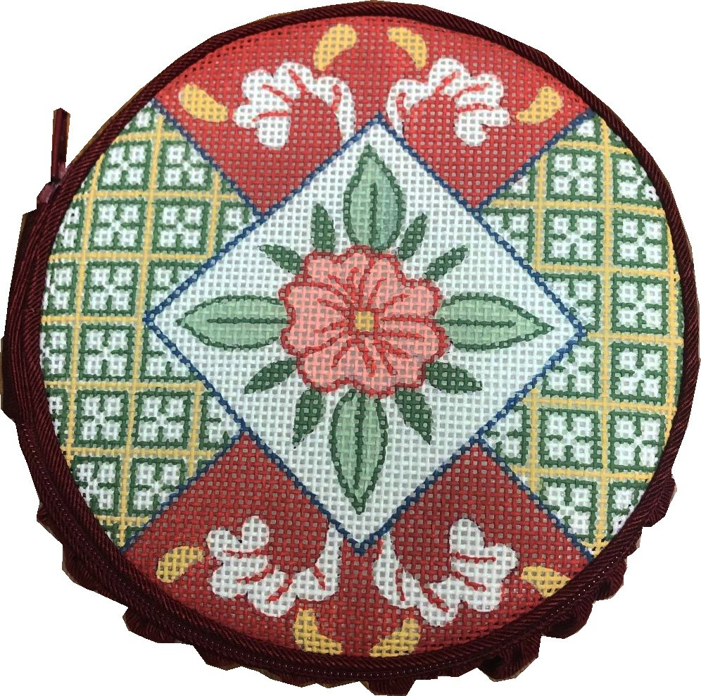 Jewel Case, Red Imari