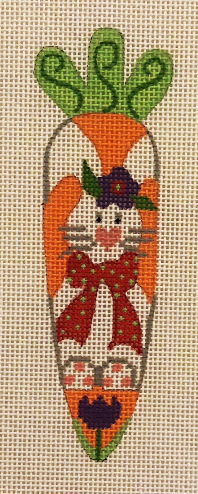 Carrot, Bunny with Bow