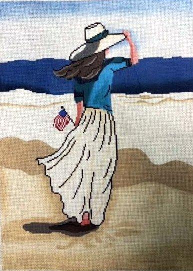 Beach Lady