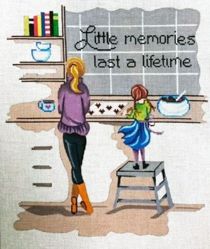 Little Memories Last a Lifetime