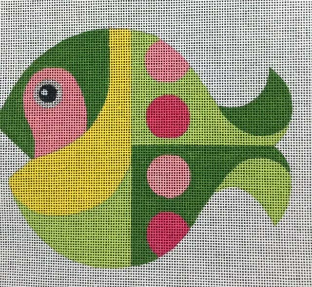 Colorful Fish Patchwork