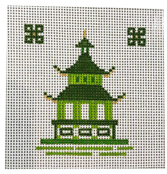 Green Pagoda
