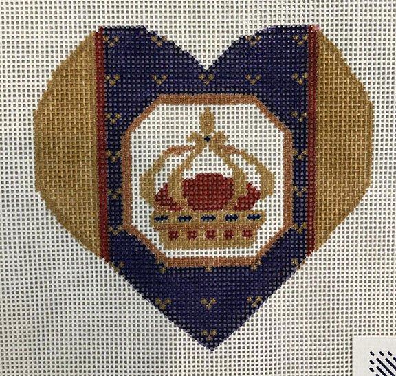 Fancy Heart Crown