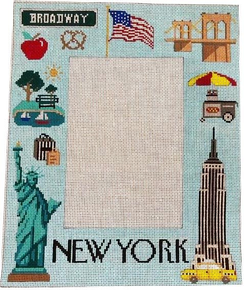 Picture Frame-New York