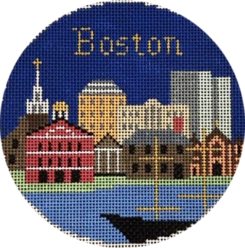 Travel Round-Boston