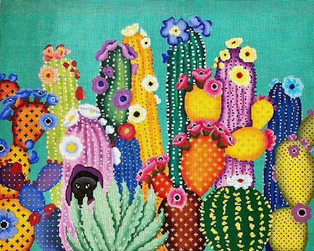 Cactus Smacked Us