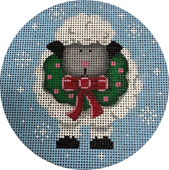 Ornament, Christmas Sheep
