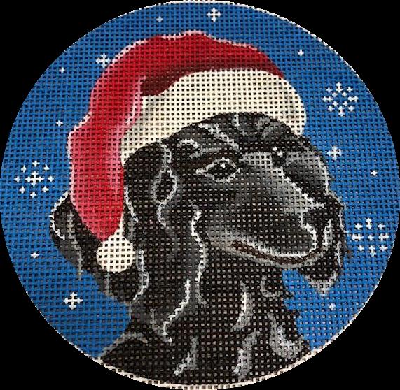 Ornament, Christmas Pup