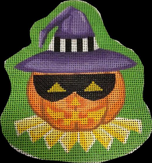 Costumed Pumpkin