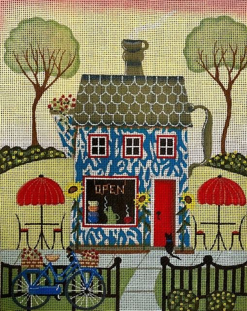 Coffee Pot  House