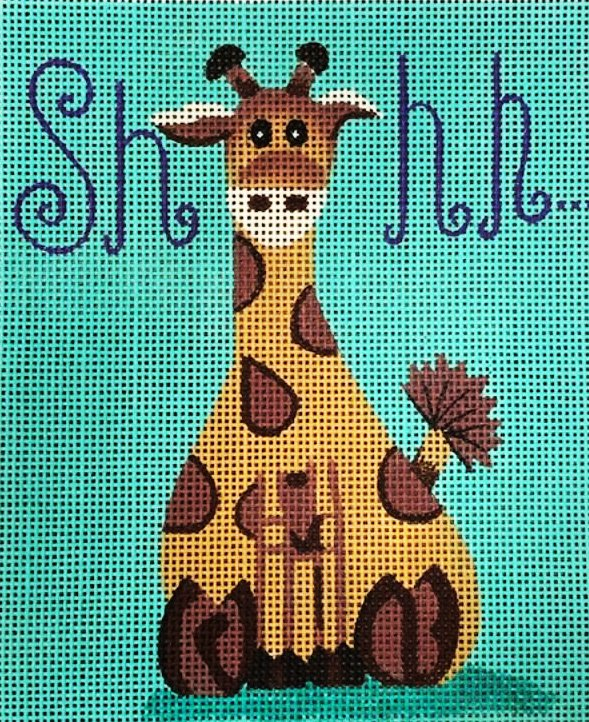 Shhh Giraffe