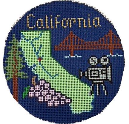 Travel Round- California