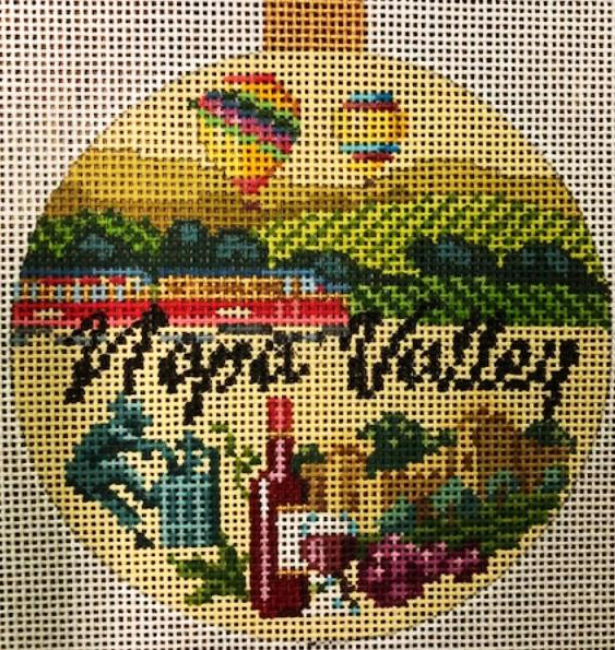 Napa Valley Travel Round