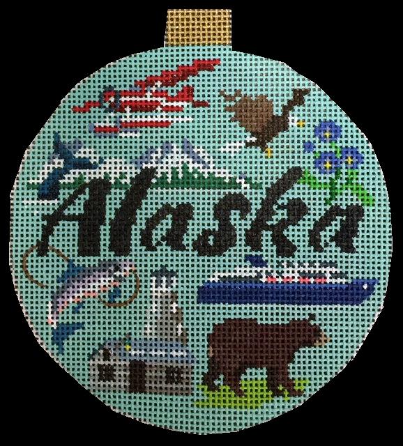 Ornament, Alaska