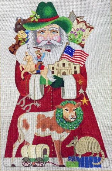 Amanda Lawford's Texas/Oklahoma Santa