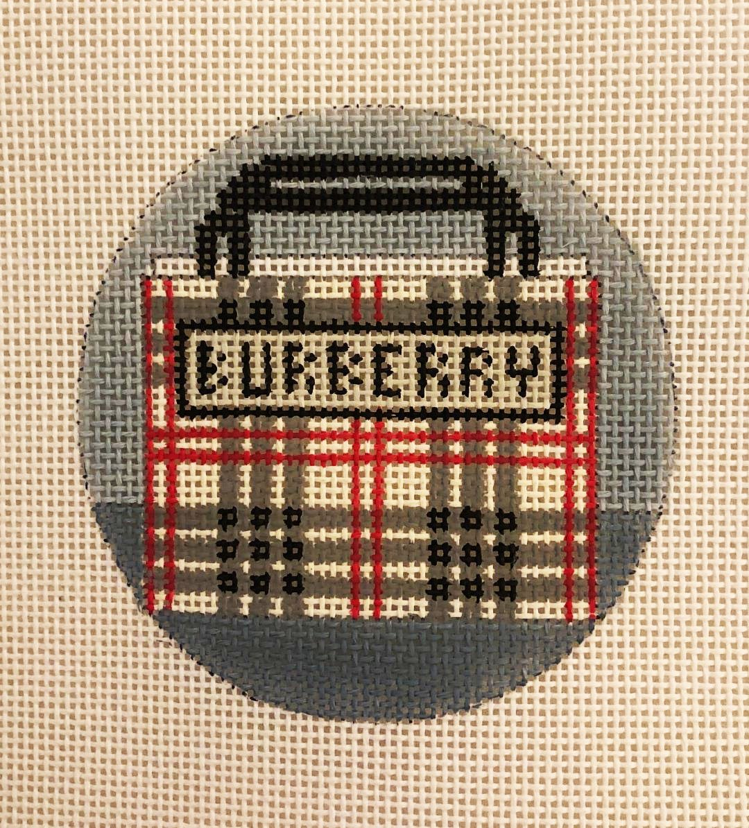 Burberry Tote Ornament