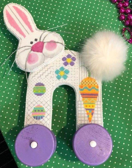 3D Bunny Hot Wheels