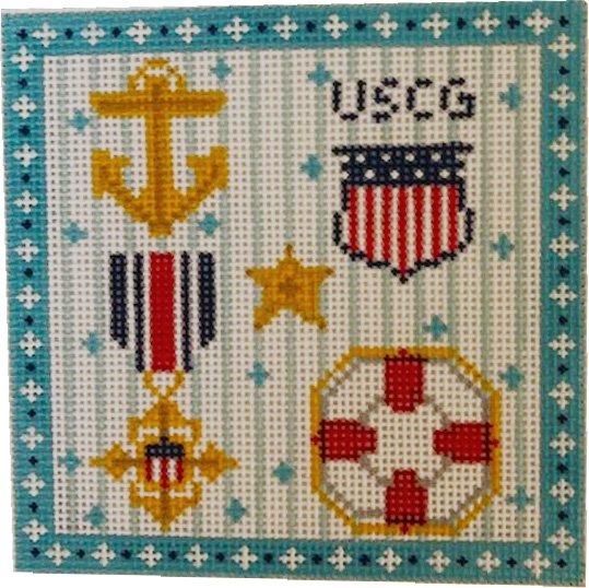 Military Designs-Coast Guard