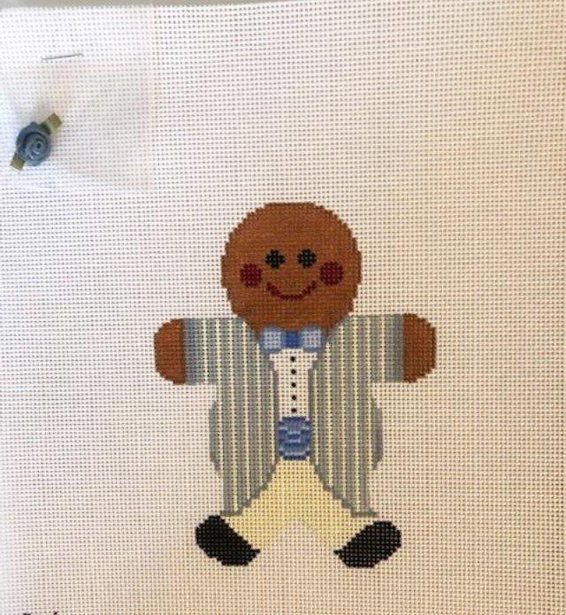Ornament, Groom Gingerbread Cookie