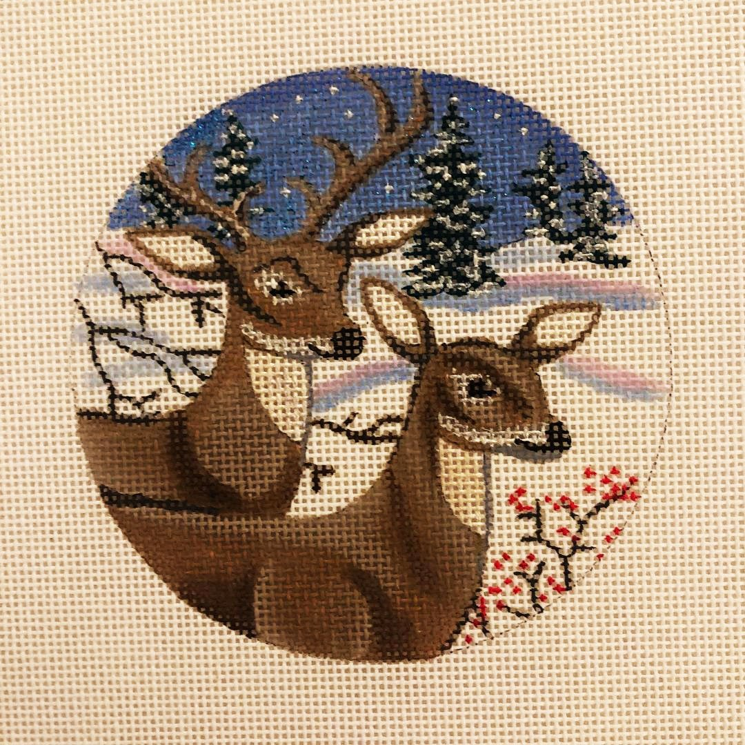 Ornament, Deer