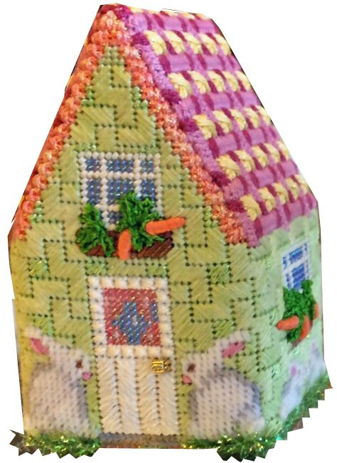 Chandail's Mini 3-D House, Easter