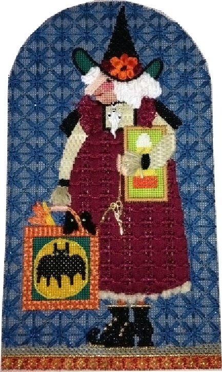 Stitching Witch Hagatha