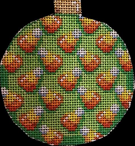 Halloween Ornament, Candy Corns