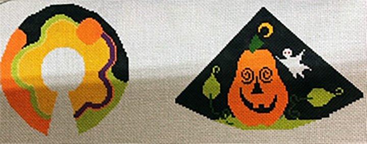 Halloween 3D Hat Pumpkin