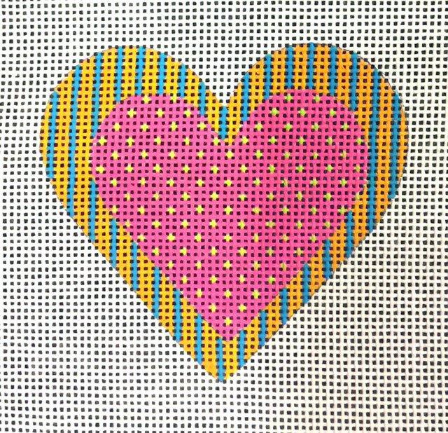 Heart, Pink Dots