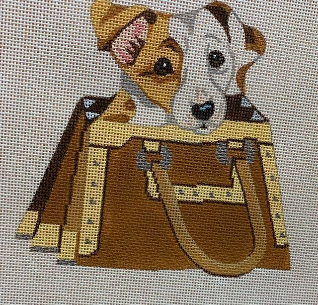 Jack Russel Purse Pup