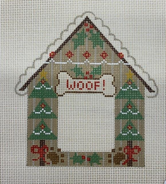 Ornament, Woof House Frame