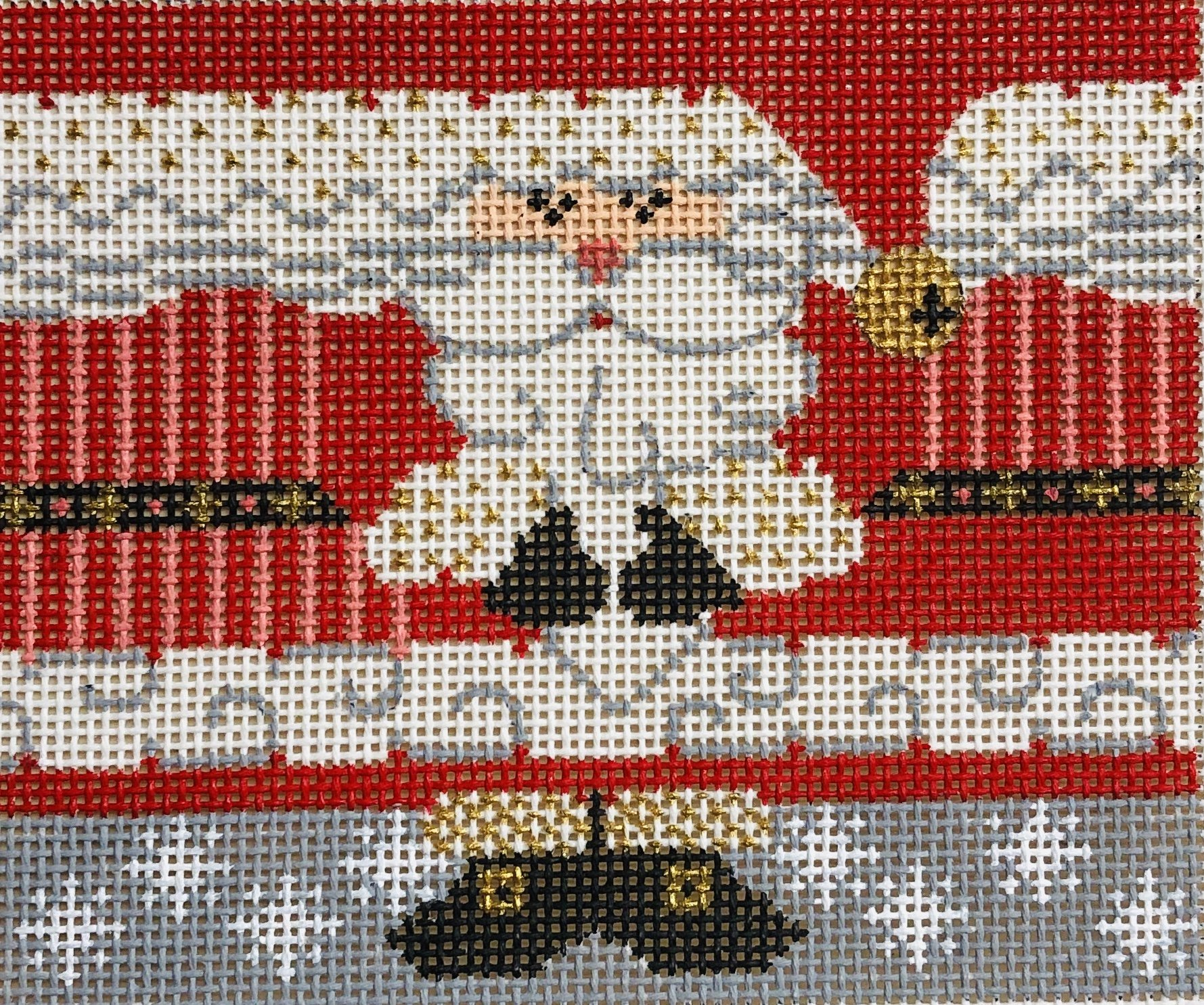 Santa Roll Up