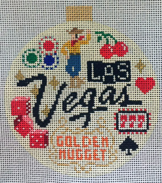 Travel Ornament-Las Vegas