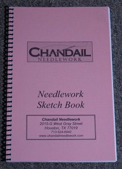 Needlework Sketch Book