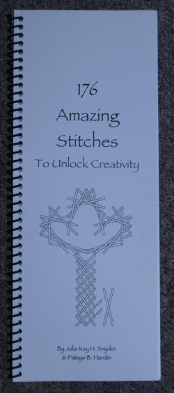176 Amazing Stitches to Unlock Creativity