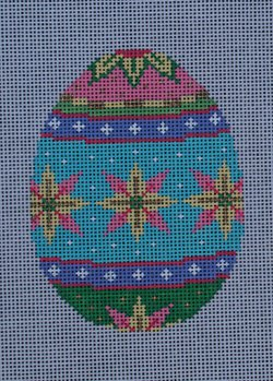 Egg, Bright Decorations