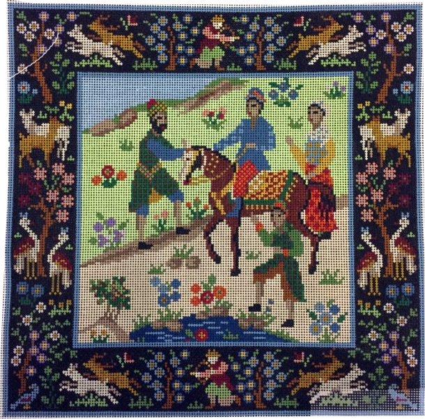 Tapestry Scene