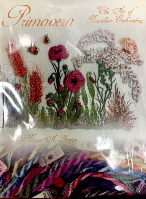 Brazilian Embroidery Kit, Primavera