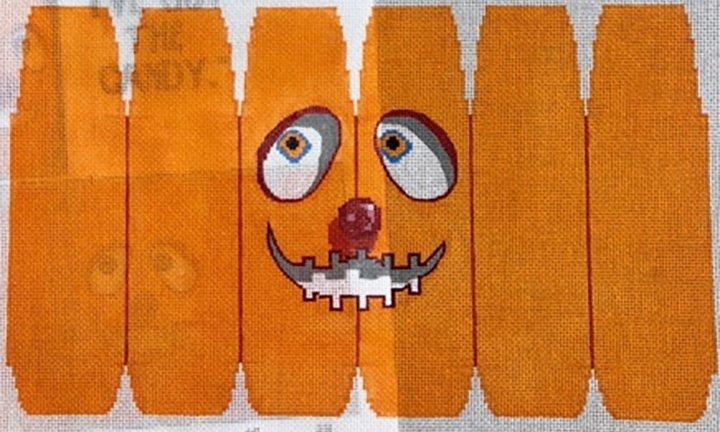 Pumpkin Folding Happy Smile